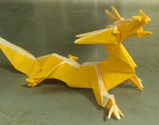 折り紙 竜